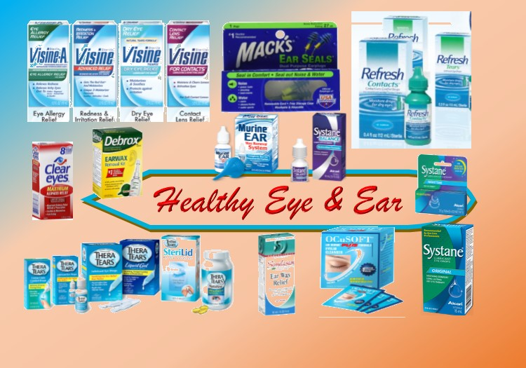 EYE AND EAR CARE